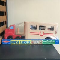 Horse Carrier children's toys