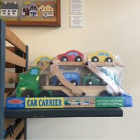 Car Carrier kids toy