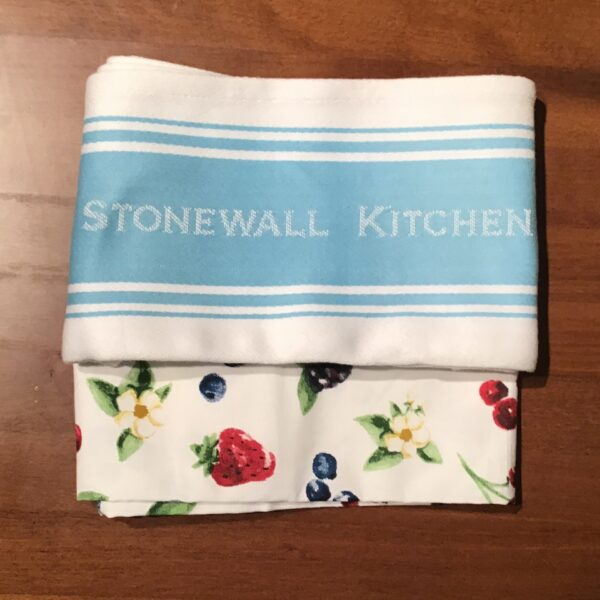 Rochester Country Store Stonewall Kitchen tea towels