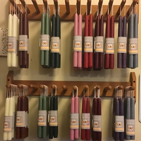 Rochester Country Store Mole Hollow Taper candle slection