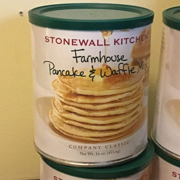 Rochester Country Store Stonewall Kitchen pancake and waffle mix
