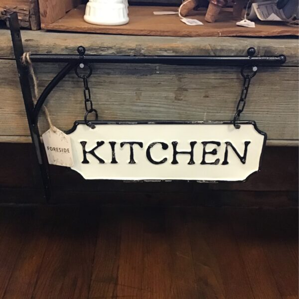 Rochester Country Store kitchen sign