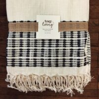 Rochester Country Store Tag Living throw blanket